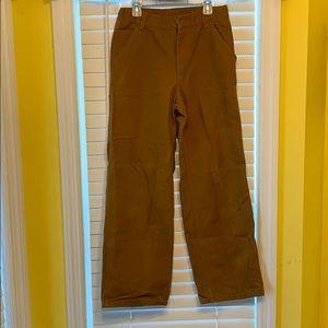 Boys- Carhartt size 14 pants